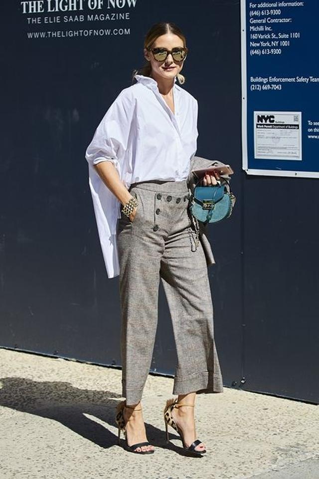 画像1: オリヴィアが持っているバッグをスタイルと共に紹介