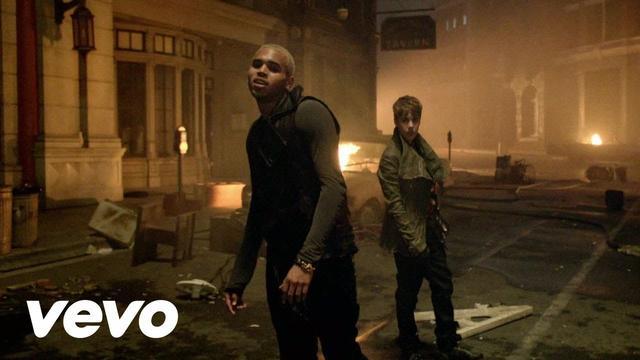 画像: Chris Brown - Next To You ft. Justin Bieber youtu.be