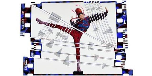 画像4: Kenzo×H&Mのコラボ・コレクションの最新ルックが続々お目見え!