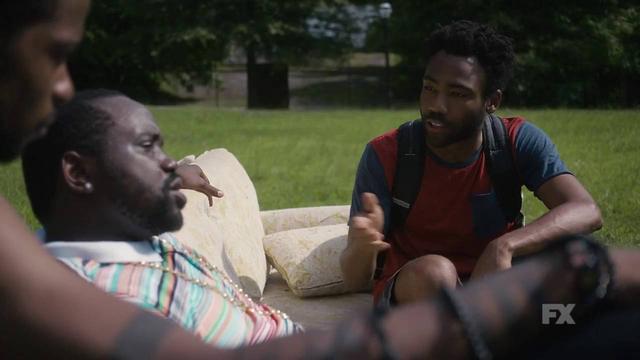 画像: FX's Atlanta Starring Donald Glover - Trailer youtu.be