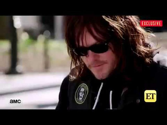 画像: Meet 'Norman Reedus' Lookalike Son Mingus in 'RIDE' ( RIDE with Norman Reedus ) www.youtube.com