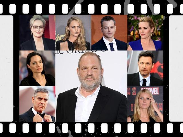 画像: ハーヴェイ・ワインスタインの長年に及ぶセクハラ行為の被害者にはアンジェリーナ・ジョリーやグウィネス・パルトロウ、カーラ・デルヴィーニュらの有名女優も。映画界全体を揺るがす大騒動となった。