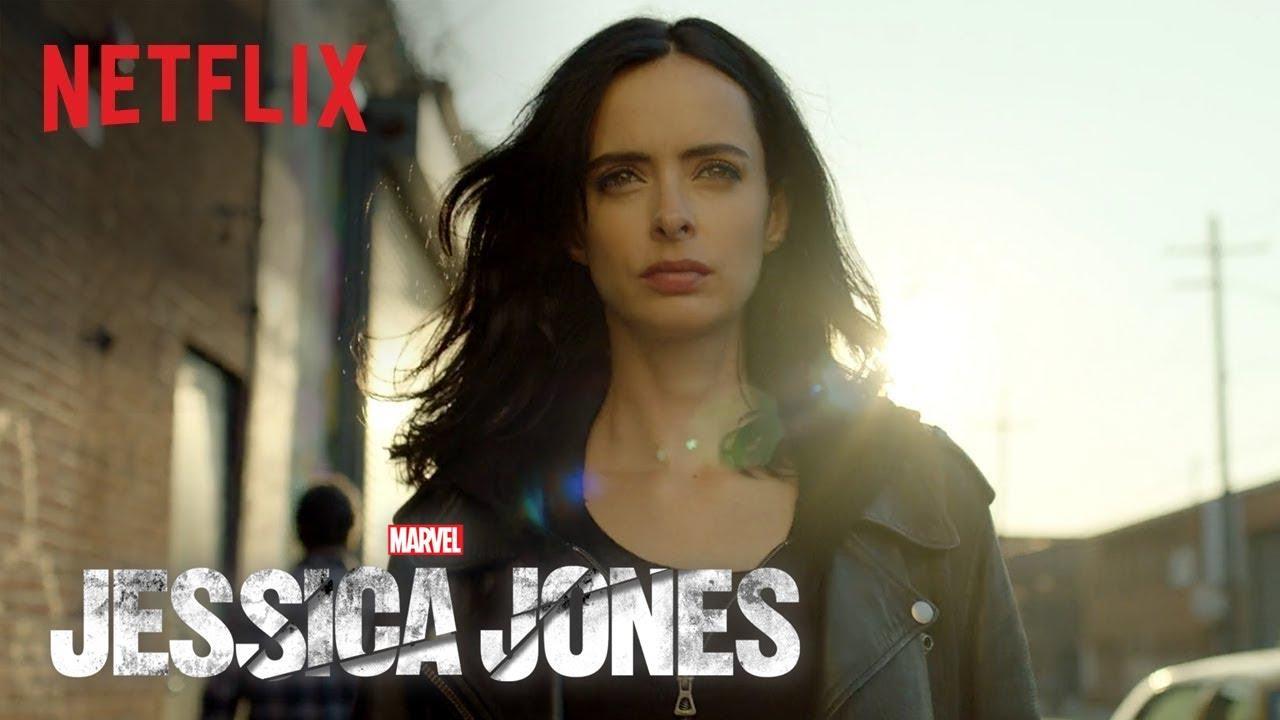 画像: Marvel's Jessica Jones   Date Announcement: She's Back [HD]   Netflix www.youtube.com