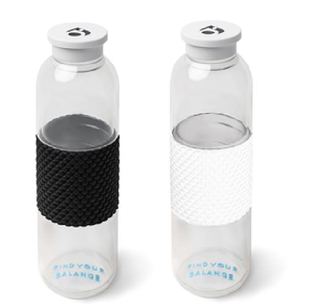 画像: Water Bottle black/white Price ¥4,500