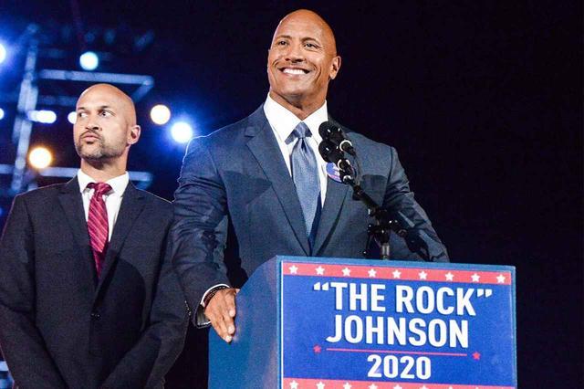 画像: 大統領選に出馬する?しない?