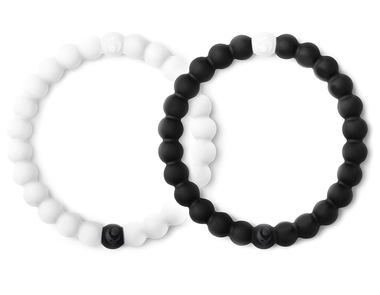 画像: Black & White Lokai  ※白と黒の2 本セット Price ¥5,900 size : S/M/L/XL