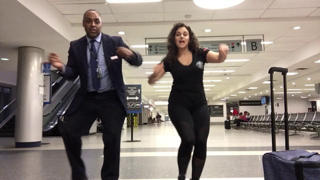 画像: All Night Long at The Airport www.youtube.com