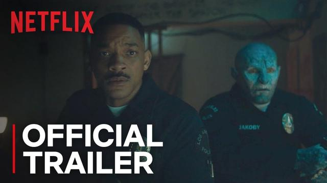 画像: Bright | Official Trailer 2 [HD] | Written by MAX LANDIS Directed by DAVID AYER | Netflix www.youtube.com