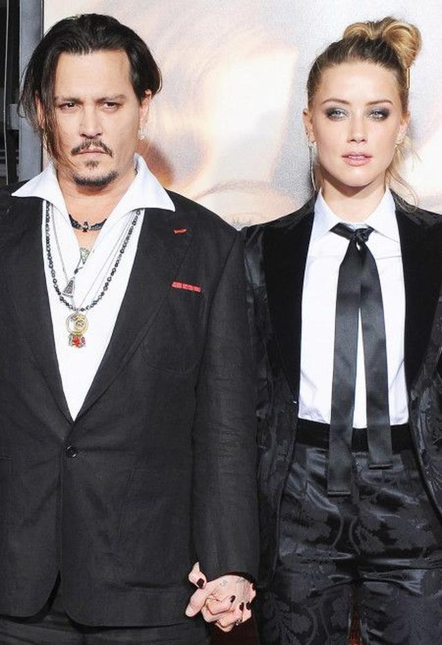 画像: ジョニー・デップ&アンバー・ハード離婚に示談が成立 2人の共同声明を全文訳
