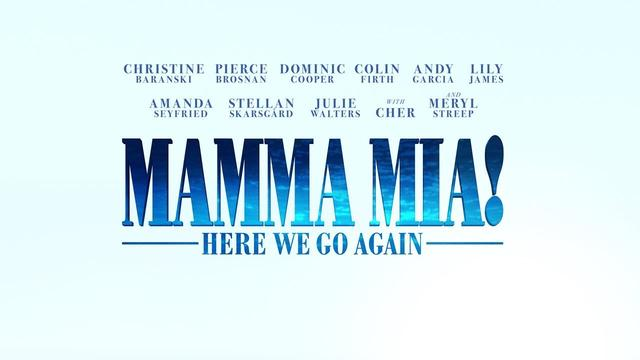 画像: Mamma Mia! Here We Go Again - Trailer - YouTube www.youtube.com