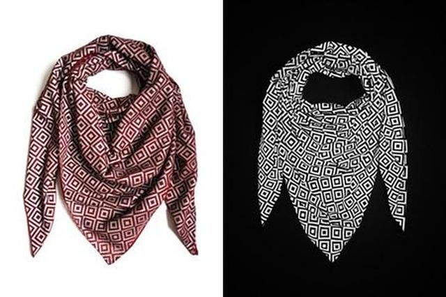 画像: セレブに人気の「パパラッチ対策スカーフ」とは?