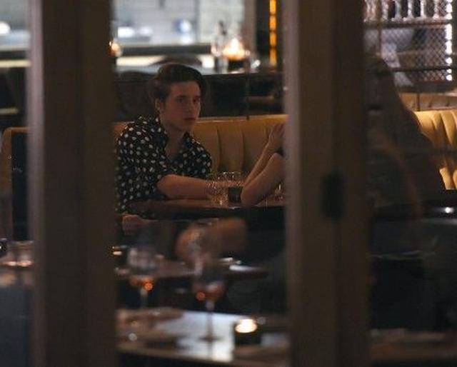 画像: ブルックリン・ベッカムは、誕生日にセクシー・フィッシュへ。