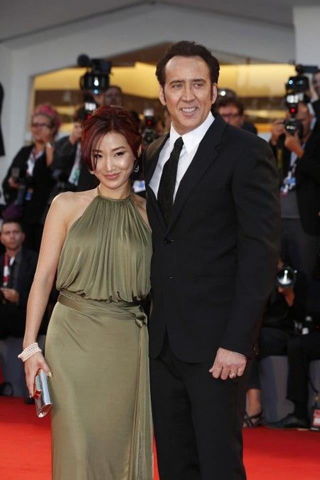 画像: 元妻アリス・キムとは今年1月に別居。