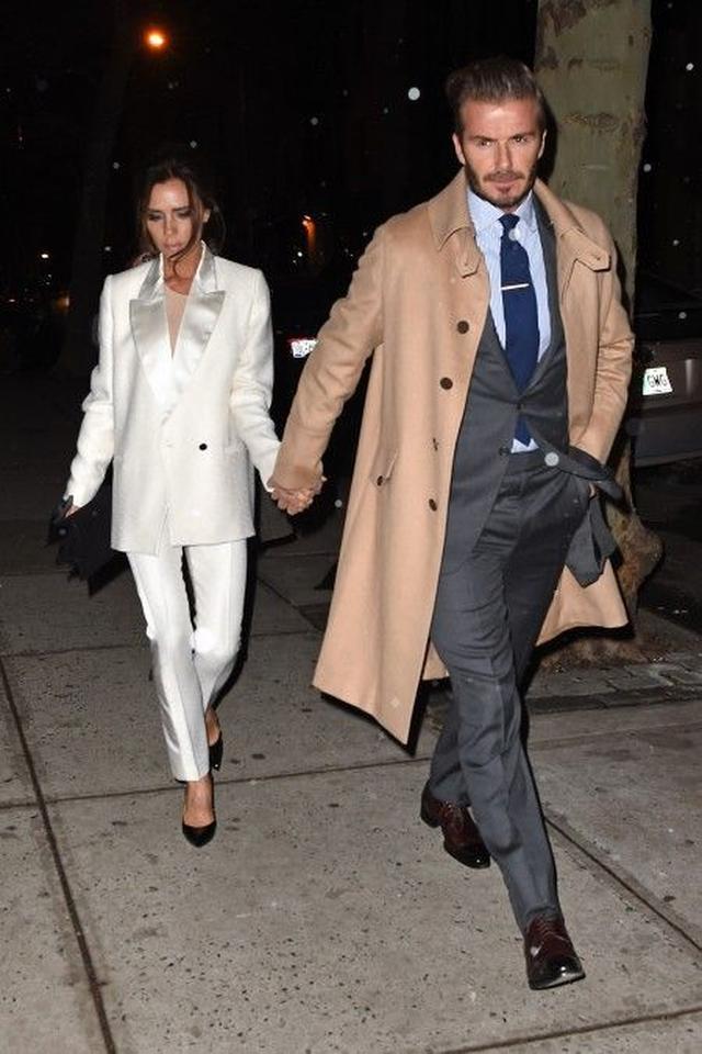 画像: 今年の2月には、2人でディナーパーティに出かけていた。