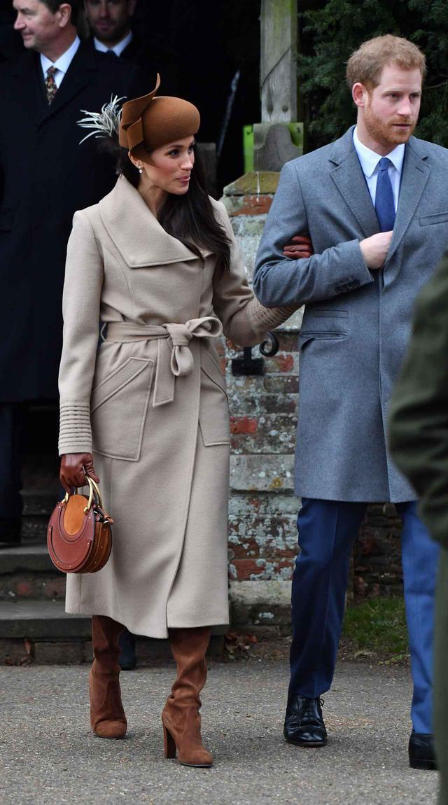 画像2: キャサリン妃とのショットも!ヘンリー王子の婚約者、英王室の恒例行事に参加