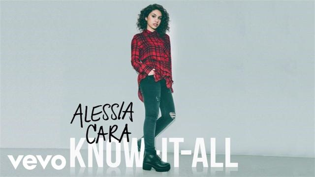 画像: Alessia Cara - Scars To Your Beautiful (Audio) www.youtube.com