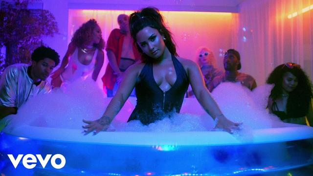 画像: Demi Lovato - Sorry Not Sorry www.youtube.com