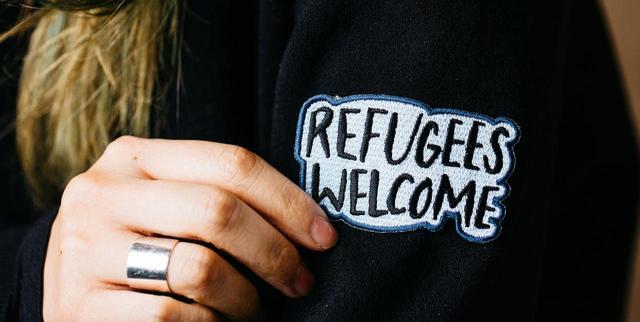 画像: ワッペンで意思表明!ラッシュが難民支援のチャリティワッペンを発売