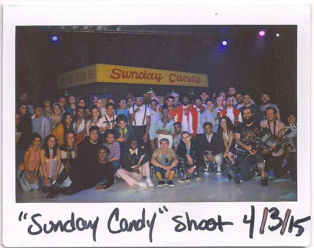 """画像: Donnie Trumpet & the Social Experiment - Sunday Candy """"Short Film"""" www.youtube.com"""