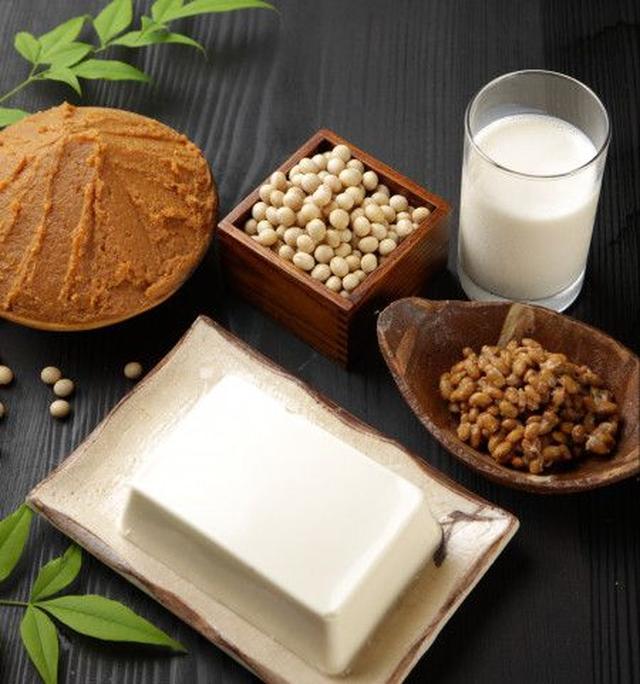 画像2: 大豆食品をカットする「ソイフリー・ダイエット」