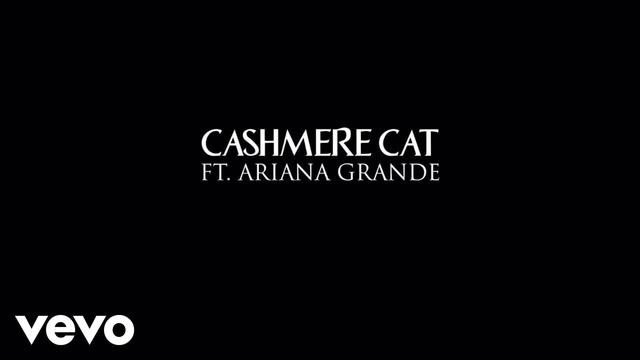 画像: Cashmere Cat - Adore (Audio) ft. Ariana Grande youtu.be