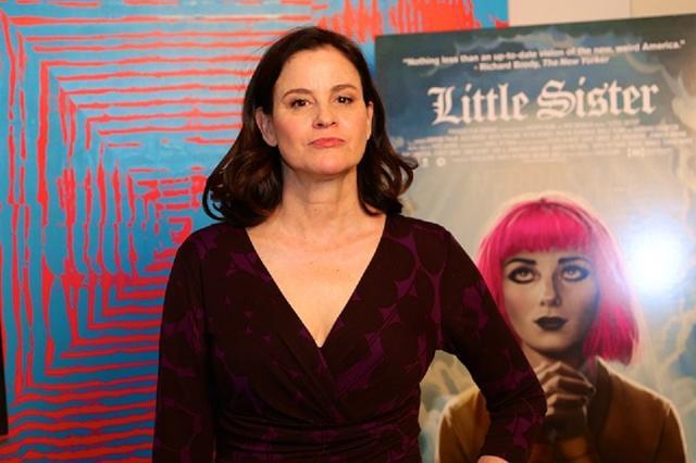 画像: 女優のアリー・シールズ。