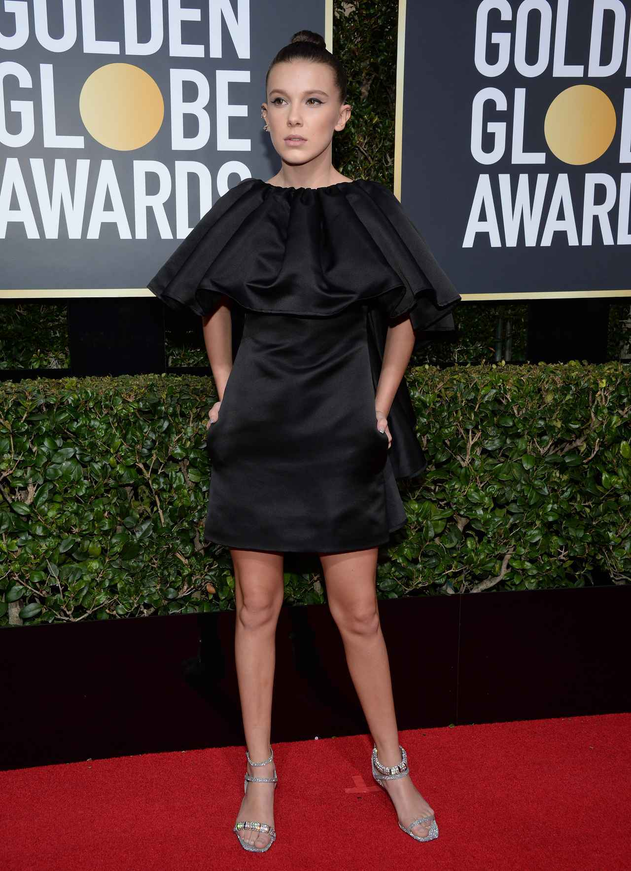 画像: 13歳女優、アリアナ・グランデにドレス姿をべた褒めされるメールを公開