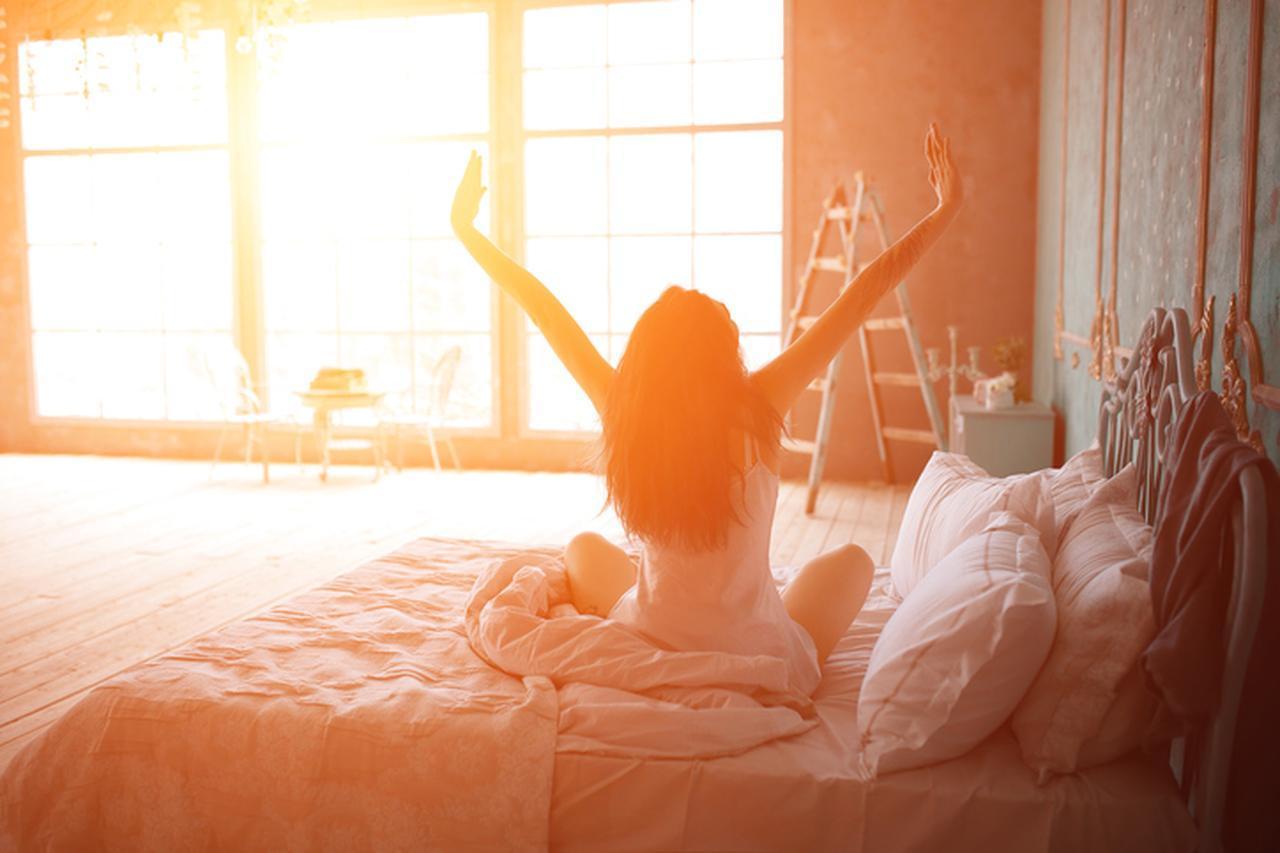 画像1: セレブが重視する睡眠の美容効果