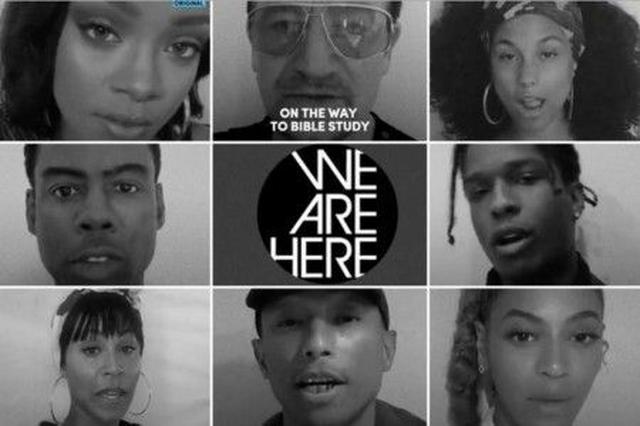 画像: ビヨンセ、リアーナらが集結して訴える「黒人というだけで殺されてしまう23の行動」