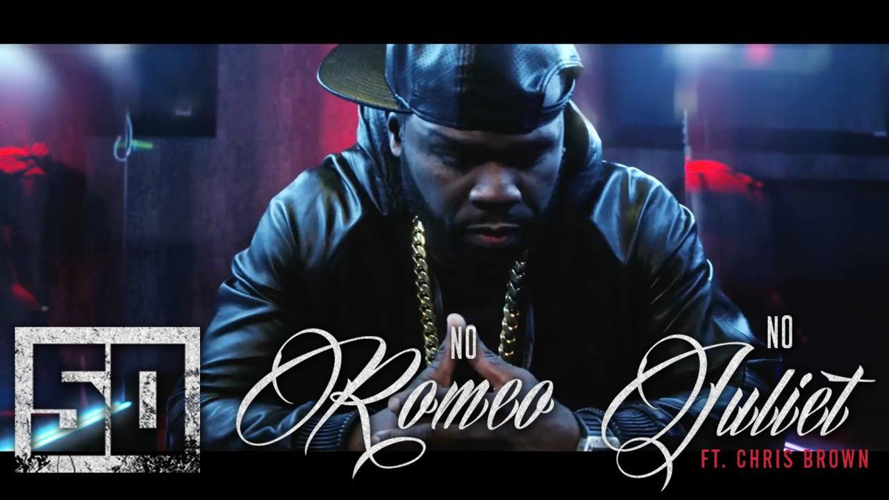 画像: 50 Cent - No Romeo No Juliet ft. Chris Brown (Official Music Video) youtu.be
