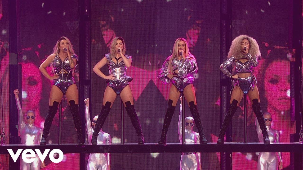 画像: Little Mix - Shout Out to My Ex (Live at the BRITs) youtu.be