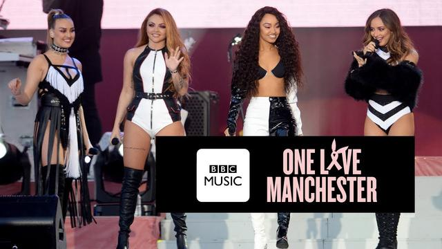 画像: Little Mix - Wings (One Love Manchester) youtu.be