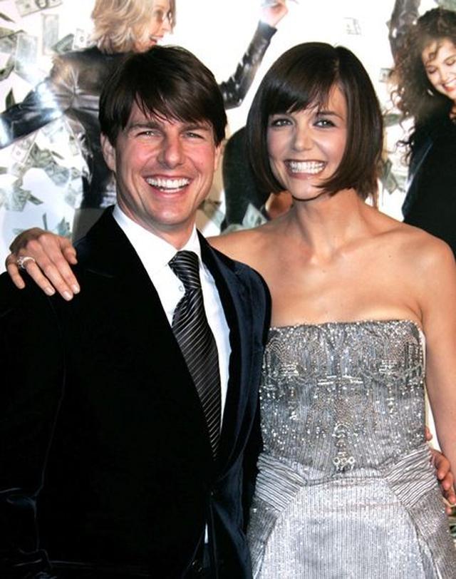 画像: トムとケイティは、2006年から約6年結婚していた。