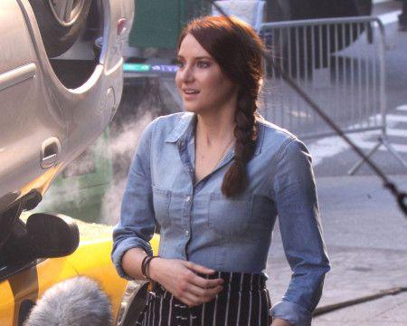 画像: 最終的には出演部分がすべてカットされてしまったものの、マーク・ウェブ監督の『アメイジング・スパイダーマン2』ではシェイリーン・ウッドリーがMJを演じていた。