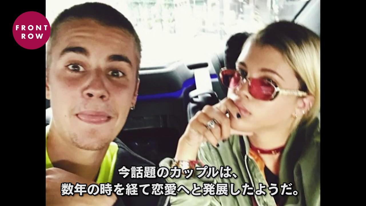 """画像: ジャスティン・ビーバーとソフィア・リッチーは3年前に出会っていた? We Found 15 Year Old Sofia at Justin's """"Believe"""" World Premiere! youtu.be"""