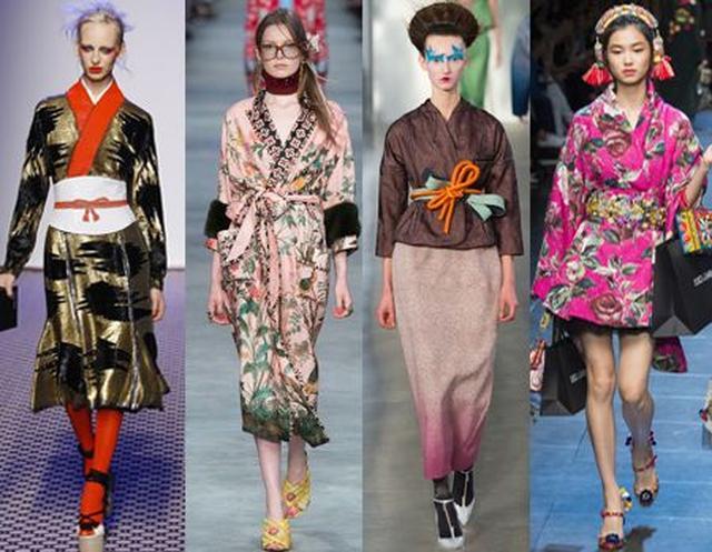 画像: 左から:Olympia Le Tan、Gucci、Maison Margiela、Dolce and Gabbana。