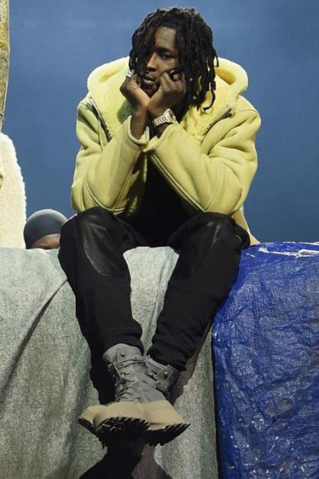 画像: Yeezy Season3コレクションで新たに発表されたブーツタイプYeezy Boost 1050も、年内に発売されるとのウワサ。