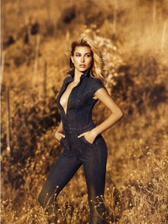 画像2: トップモデルの登竜門! ゲスの広告モデルにヘイリー・ボールドウィンが抜擢