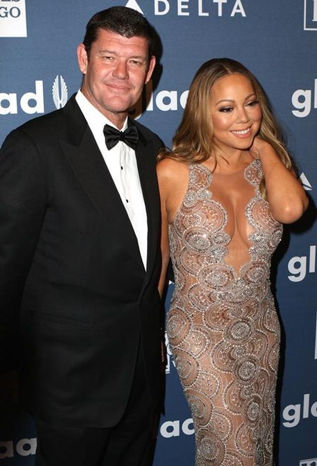 画像: 婚約者は実業家のジェームズ・パッカー。総資産は6,000億円以上の大富豪。