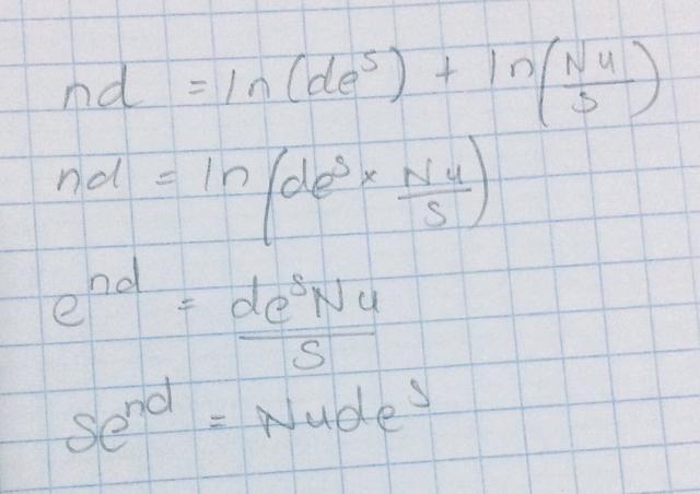 画像: 最後に「Send = Nudes」と書かれているのがわかる。