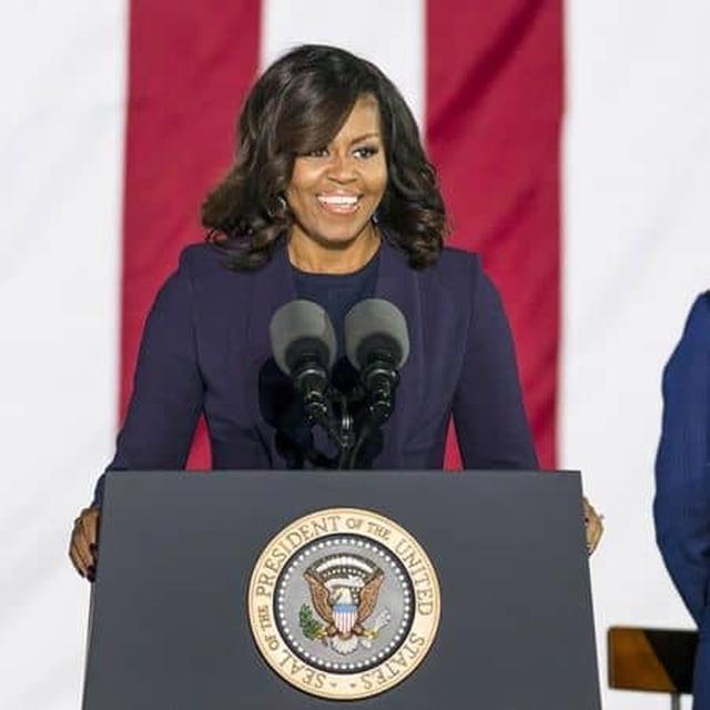 画像: ミシェル・オバマ夫人の記憶に残る名言7選