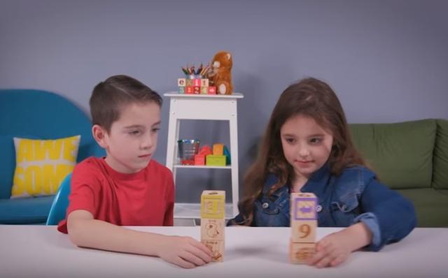 画像1: 少年と少女が同じ課題をやった結果、そのご褒美の違いに「なんで?」