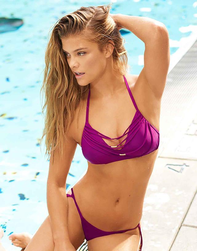 画像: ニーナ本人も自身の体型について「筋肉質で健康的な体つきをしている」と語った。
