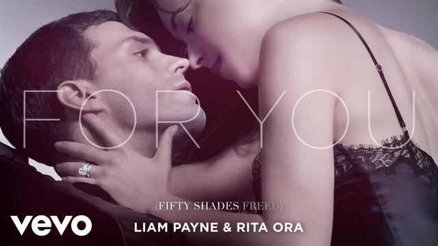 画像: Liam Payne, Rita Ora - For You (Fifty Shades Freed) (Lyric Video) www.youtube.com