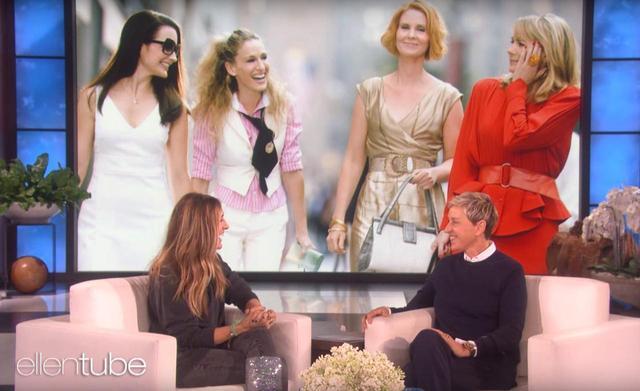 画像: @The Ellen Show