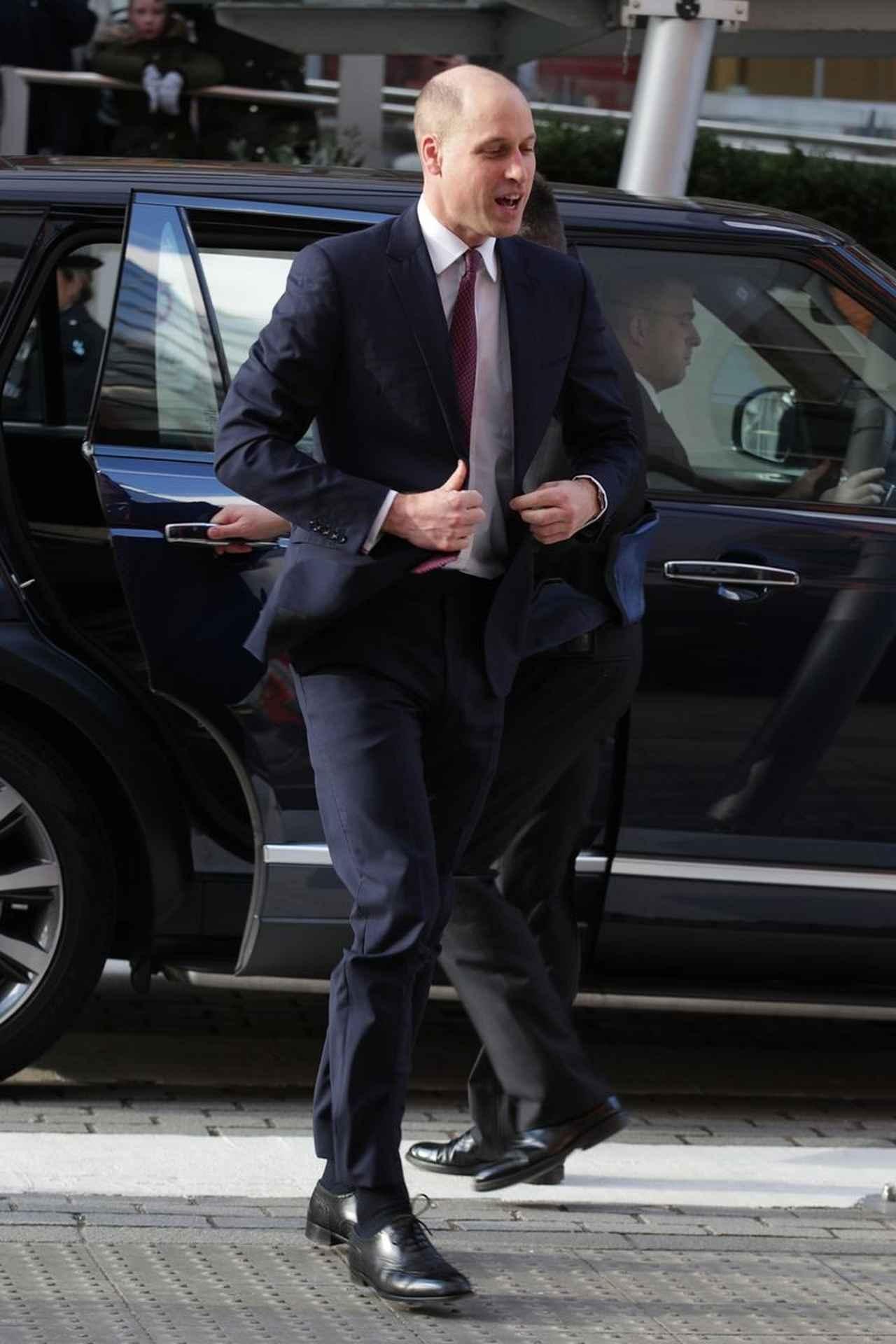 画像1: プチ・イメチェンに挑戦した英ウィリアム王子の新ヘアが好評!