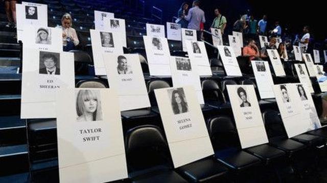 画像2: ついに今週末開催!MTV VMAアワードでのセレブの席順はどうやって決められる?