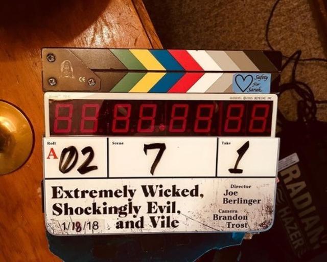 画像: ザック・エフロン扮する「実在した連続殺人鬼」の写真が初お披露目
