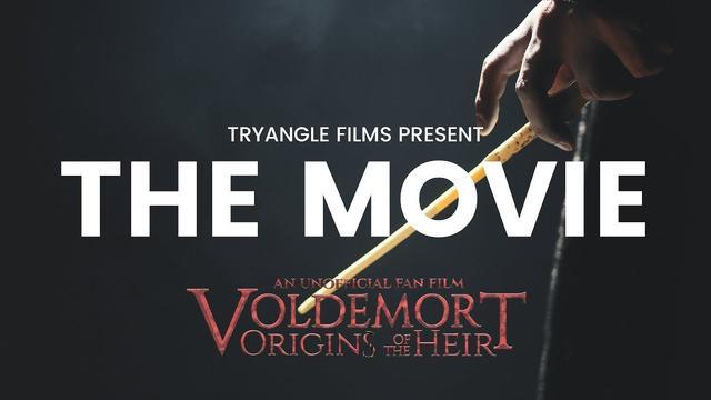画像: Voldemort: Origins of the Heir - An unofficial fanfilm (HD + Subtitles) www.youtube.com