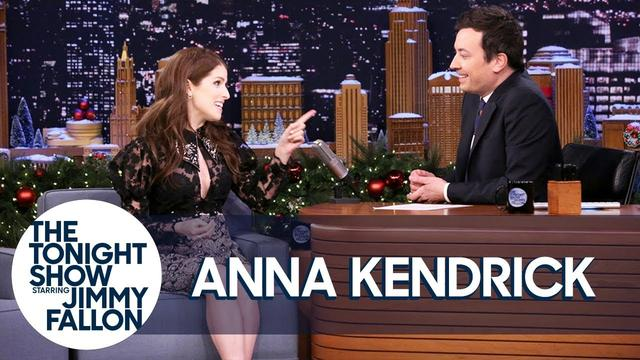 画像: Anna Kendrick Does Her Impression of Kristen Stewart Talking About Pitch Perfect 3 www.youtube.com
